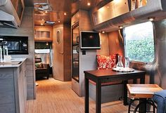 CUSTOM AIRSTREAM INTERIORS BOOK- Inside this amazing book you will find many helpful tips and trick in travel trailer restoring. Description from pinterest.com. I searched for this on bing.com/images
