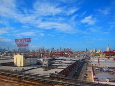 The Kentile Sign is a Symbol of Gowanus' Industrial Past