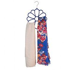 Flower Scarf Hanger Set
