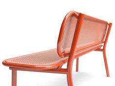 POP | Steel Bench Pop Collection By VESTRE design Kristine Five Melvær