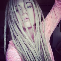 These dreads are beautiful.