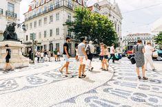 Rua Garrett | 25h in Lissabon, Stilnomaden
