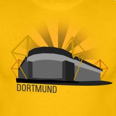 Der Dortmunder Signal-Iduna-Park ehem. Westfalen Stadion, die Heimstätte des Bundesligisten BV Borussia Dortmund.
