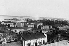 A view of Helsingfors (Helsinki).