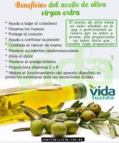 Los beneficios del aceite de oliva virgen extra. http://www.lavidalucida.com/2014/10/el-poder-milagroso-del-aceite-de-oliva.html