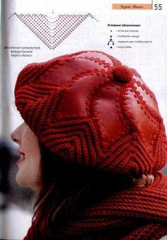 DE MIS MANOS TEJIDOS Y MAS...: Gorros a crochet