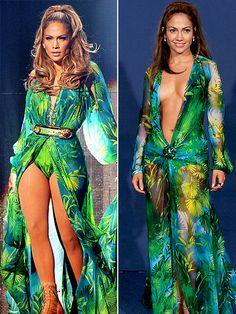 1. J.LO GIVES US VERSACE DÉJÀ VU photo | Jennifer Lopez