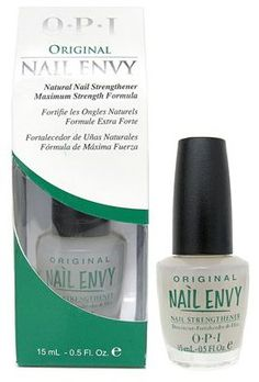 Day 11 - Best nail strengthener ever! Finally got a new bottle! Applying now!