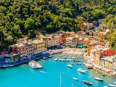 10. Venture to wealthy Portofino for the day