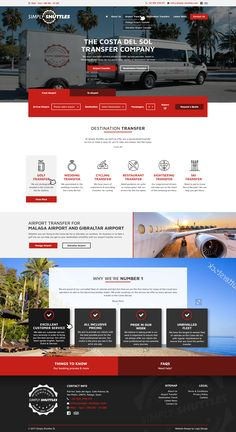 Simply Shuttles based in Costa del Sol is a luxury transfer service, looking to improve their online presence and to have a website that reflected their high end service. We here at Logic Design were more than happy to take up the challenge, and if you have a similar project please click the image to learn more about our services.