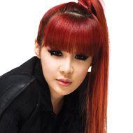 Makeup inspiration - I love Park Bom's eyes!!