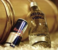 Vodka Redbull.... Enough Said!