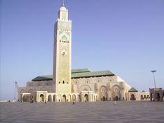 Grand Mosque, Cassablanca, Morrocco