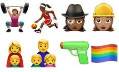 Appleが、今秋リリース予定の最新「iOS 10」でジェンダーの多様性などに対応して絵文字を一新することを発表した。iPhoneとiPadで利用可能。