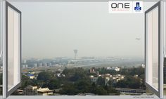 At #ONE by #JayceeHomes in #Santacruz-W. The #ViewFromMyWindow lets you to think big, dream big and believe in Big.   #One #JayceeHomes #ViewFromMyWindow #BigView #Saturday #InstaGood #FollowForLike