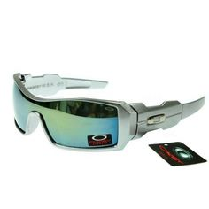 f1750657d8  13.99 Replica Oakley Oil Rig Sunglasses Yellow Blue Iridium Metal Grey  Frames Deals www.racal