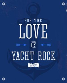 Lula Louise: Font Friday - Corki and a little Yacht Rock