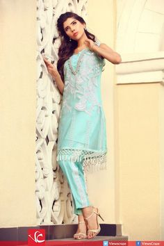 Suffuse by Sana Yasir Eid Collection 2015