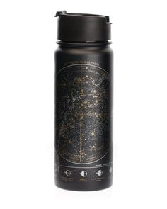 Astronomy Star Chart Stainless Steel Vacuum Flask