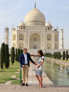 Prince William Photos - The Duke and Duchess Of Cambridge Visit India and Bhutan - Day 7 - Zimbio