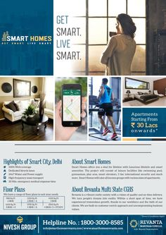 Revanta Smart Homes will make use of Digital Technologies to enhance lifestyle and reduce cost. We are built on customer centric approach and uncompromising business values. The search for a perfect dream home ends with us.