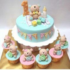 Doce inspiração #catalogodeideias #party #mensario #cake #bolo #festalinda #festainfantil