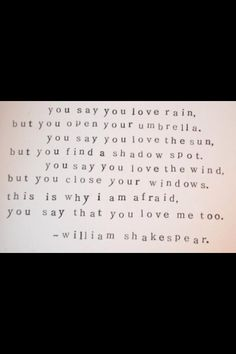 Love this quote! #quotes#lovequotes#shakespear#love