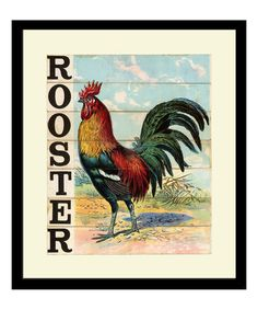 Love this Rooster