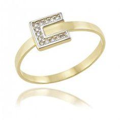 Anillo de oro para mujer. Gold Rings, Rose Gold, Jewelry, Rose Gold Rings, Jewelery, Women, Jewellery Making, Jewlery, Jewerly