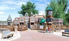 Wild West Park in West Jordan, UT.
