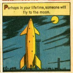 Dreams of Space!