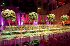 Wedding and Floral Event Styling from Planet Flowers: Mansfield Traquair - Tim Burton Theme