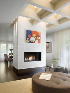 Brick Fireplace Surround Design, Pictures, Remodel, Decor and Ideas - page 35