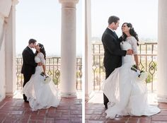 santa barbara courthouse wedding photography – paul & jewel studios