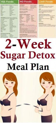 2-Week Sugar Detox