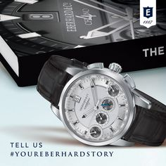 Tell us your Eberhard Story  http://www.eberhard-co-watches.ch/en/your-eberhard-story