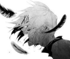 Anime cry
