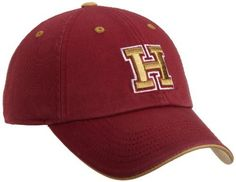 2d59c207b6d Harvard Crimson Adult Adjustable Hat by Top of the World.  14.14. Primary  3D logo