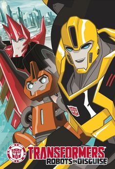 [RR/RRW/UL/180U] Transformers Robots in Disguise US S01E11 480p HDTV x264-RMTeam (95MB)