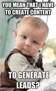 Content Marketing meme  #funny #contentmarketing #meme