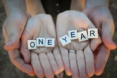 Wedding Anniversary Photography Ideas: One Year On...