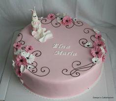 Ewelyn's Cakeheaven: Kakut: Ristiäiskakut