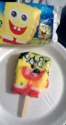 Sponge bob doesn't look good