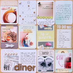 005 by Journal Of Curious Things ~ INspiration for my 'Project Life' ~ ♥