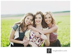 senior teen group photography | group seniors | Teen/Senior Group Photography
