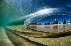 Gold Coast, Australia by Ray Collins