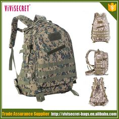 Other Police & Military Supplies Update Model waterproof camouflage army tactical trekking hunting mountaineering backpack