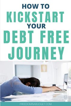 Today, I'm going to share the top 5 tips that I wish someone shared with me when I hit rock bottom and finally decided to take my life back and start my debt free journey. I'm going to share what, what not to do (what *I* did wrong) and give you some free resources as well. #debtfreejourney #debtfreecommunity