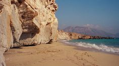 Marmara beach at Armatheia, Kasos island, Dodecanese, Greece Greece Destinations, Greece Islands, Greece Travel, Beautiful Beaches, Athens, Places To Travel, The Good Place, Amazing Places, Vacations