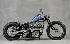Chopperstyle Harley-Davidson Shovelhead #chopper #motorcycles